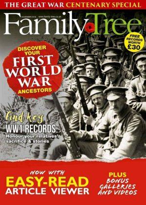 Family Tree Magazine Kindle Edition