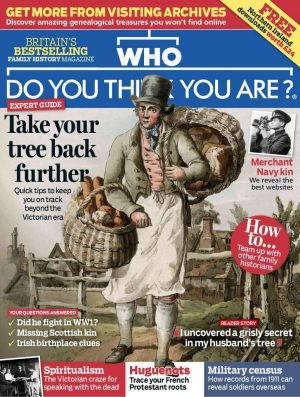Who Do You Think You Are? Magazine (Kindle Edition)